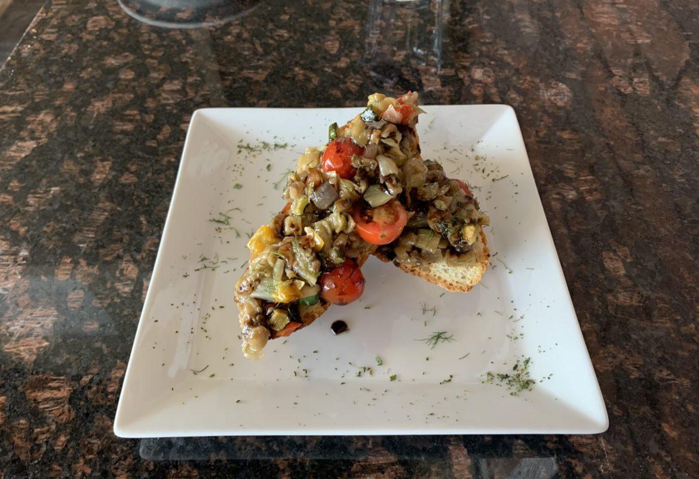 Scalzotto Italian Restaurant Appetizer