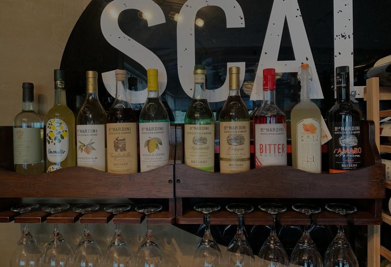 Scalzotto Italian Restaurant Drinks