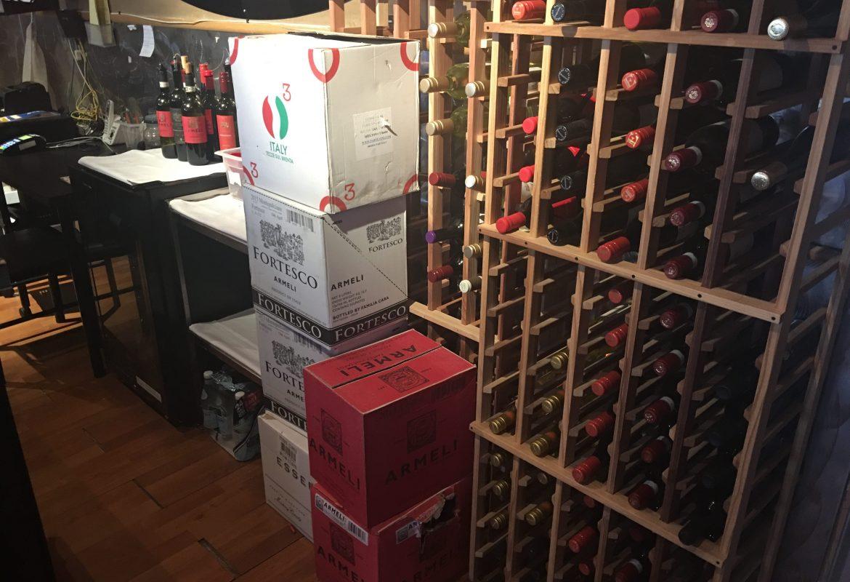 Scalzotto Italian Restaurant Wines